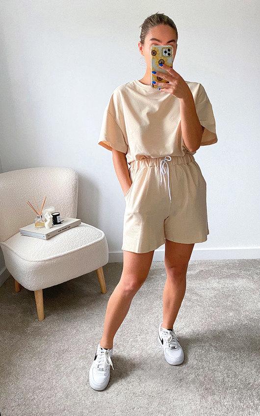 Ola T-shirt and Shorts Co-Ord