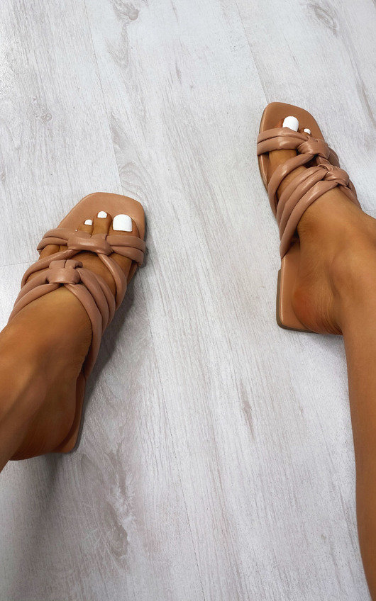 Paris Strappy Sandals