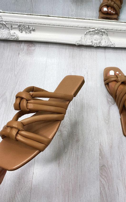 Paris Strappy Sandals