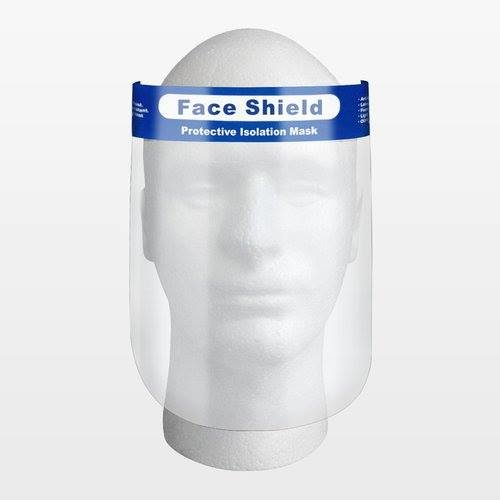 Personal Protection Lightweight Face Shield