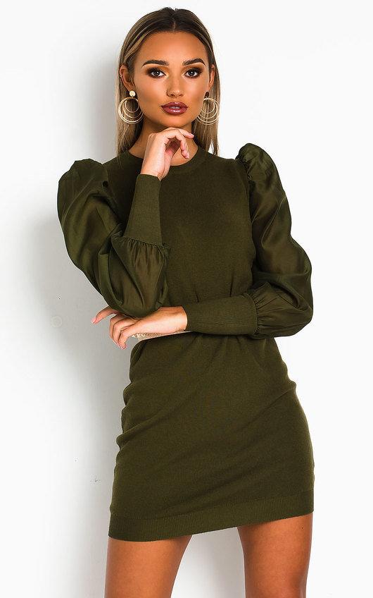 Pia Knitted Mini Dress