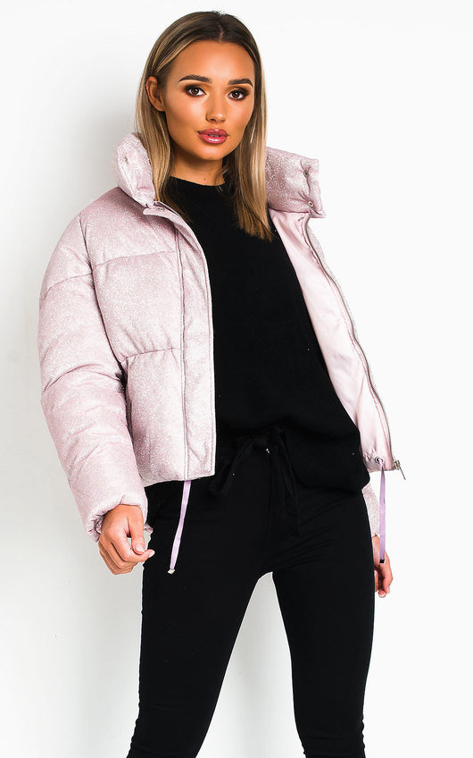 Pia Padded Bomber Jacket