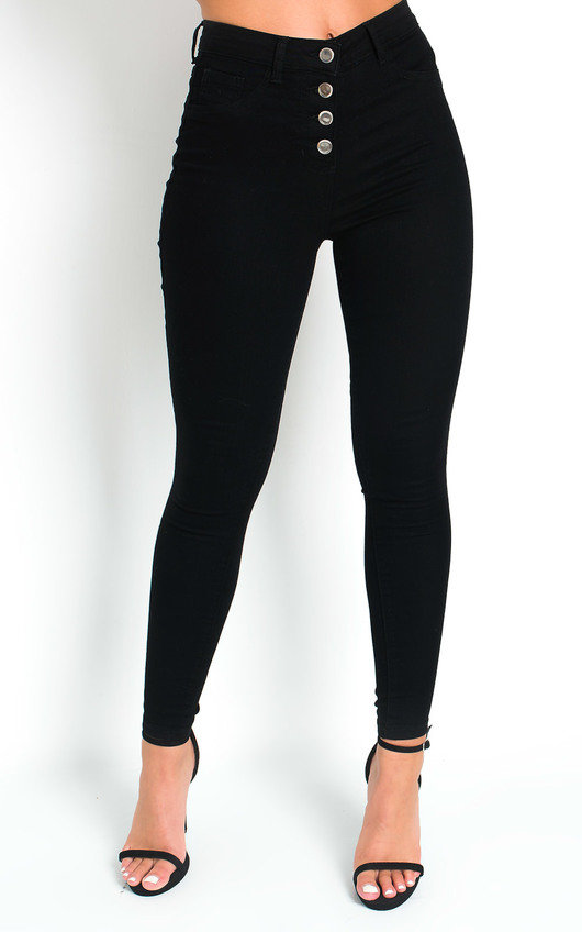 Pippa High Waisted Skinny Jeans