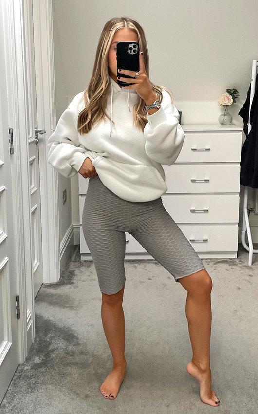 Pippa Textured Shorts