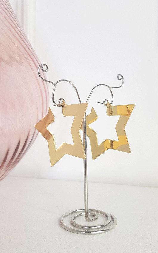 Pixie Star Earrings