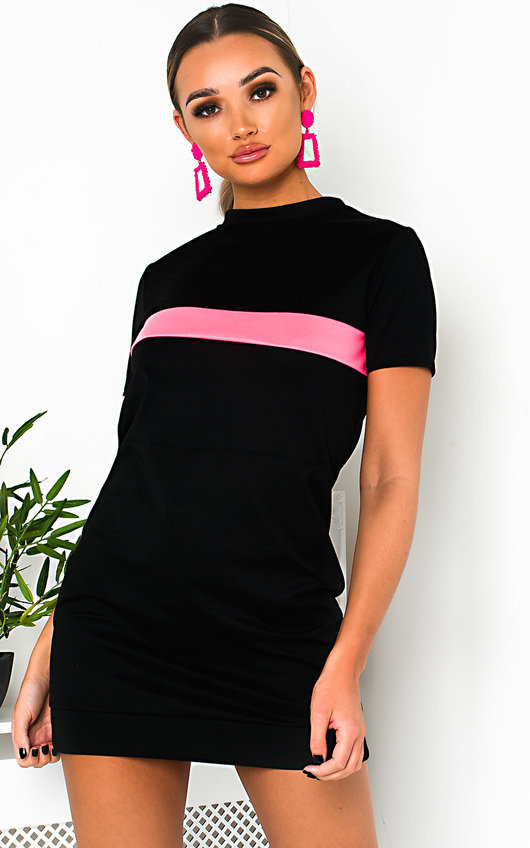 Popi Oversized T-Shirt Dress