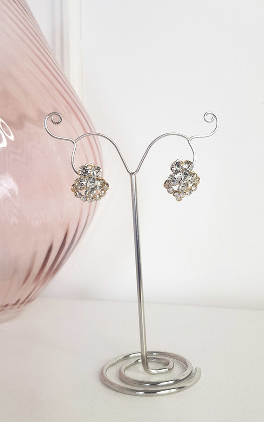 Portia Embellished Earrings