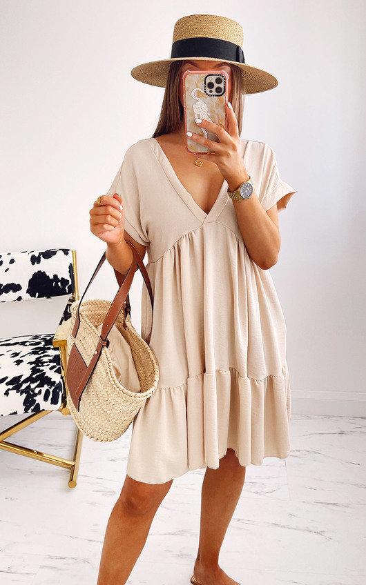 Ramona Tiered Dress