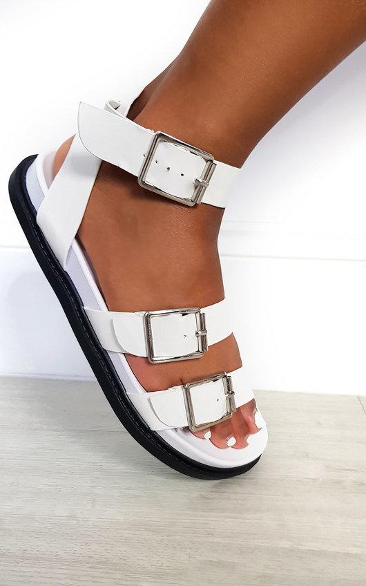 Ray Strappy Platform Sandals