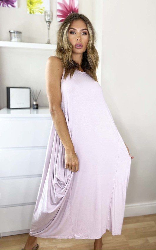 Robyn Harem Maxi Dress