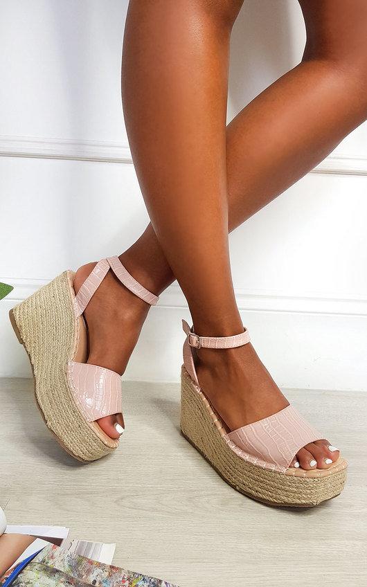 Rocki Wedge Heels