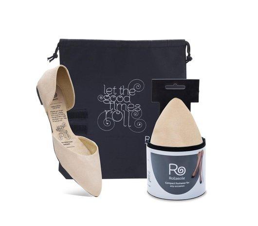 Rollasole Flat Shoes