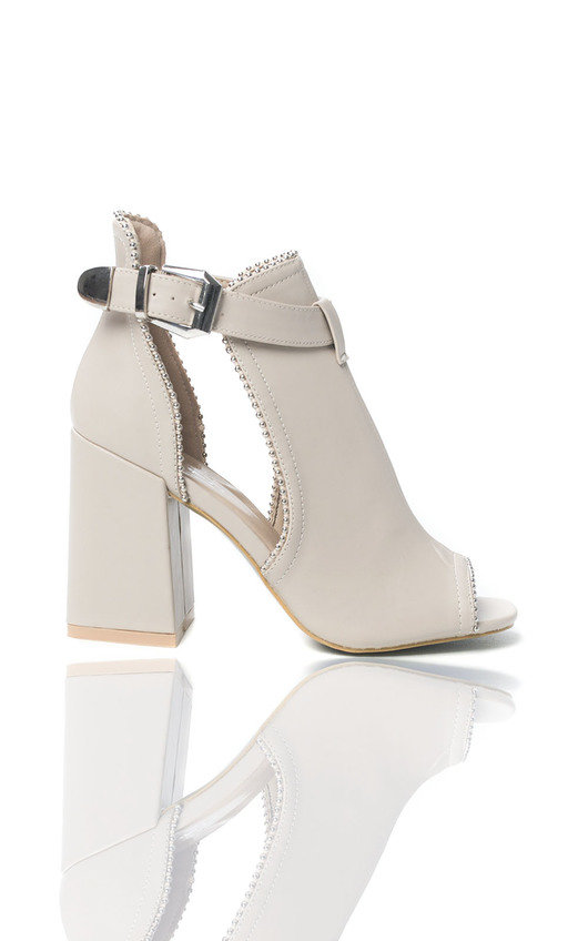 a3068f39ef76 Ronnie Cut Out Block Heel Boots Thumbnail