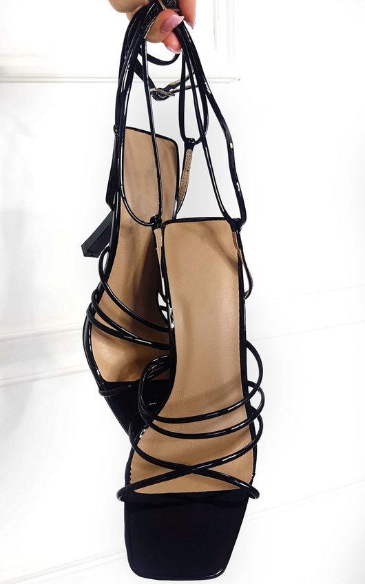 Rosinah Strappy High Heels
