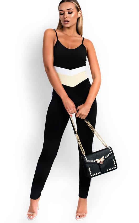 Samira Stripe Jumpsuit
