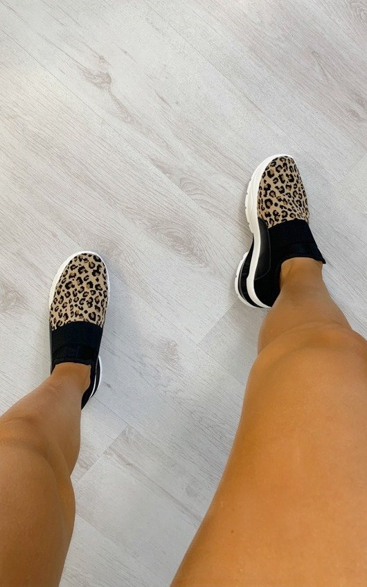 Sammy Mesh Pull On Trainers