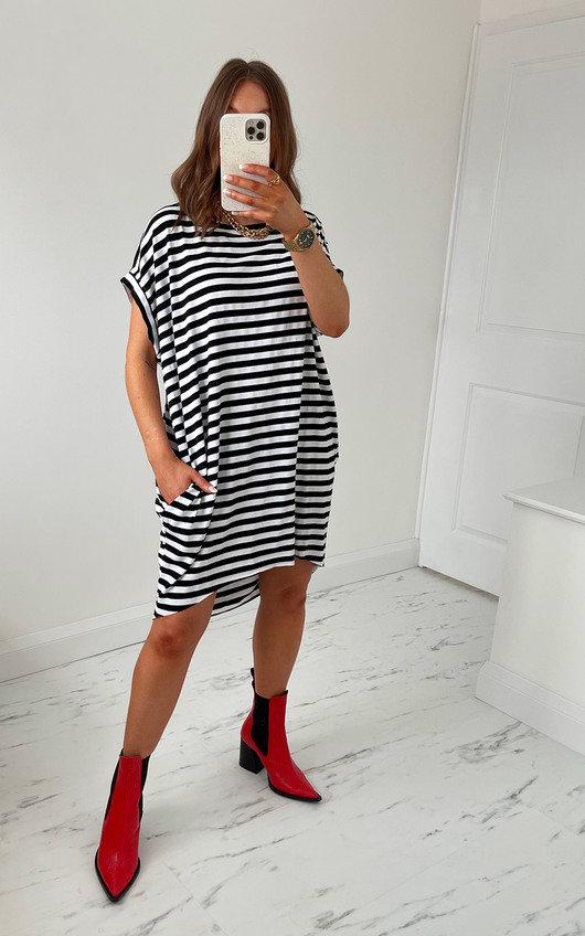 Sasha T Shirt Dress