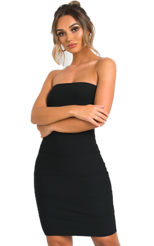 Serine Bandage Bodycon Mini Dress