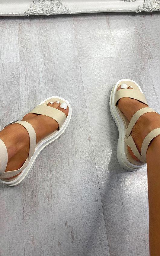 Sia Strappy Sandals