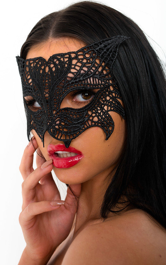 Sierra Lace Eye Mask