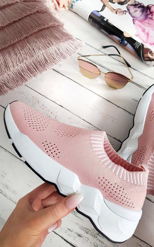 Skylar Runner Sock Trainer