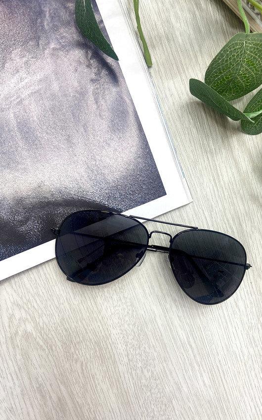 Trudie Aviator Sunglasses