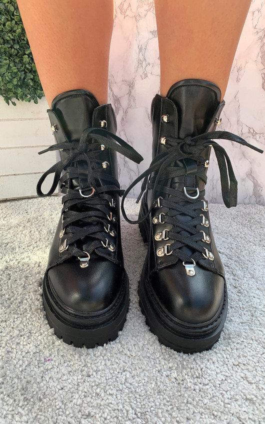 Stacey Biker Boots