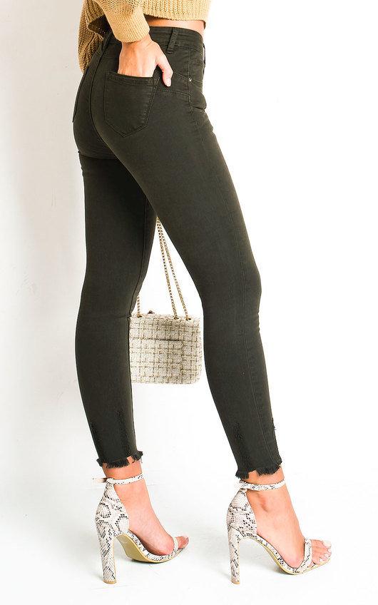 Stassy Skinny Jeans