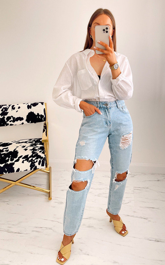 Sutton Ripped Jeans