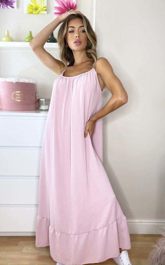 Tallulah Floaty Maxi Dress