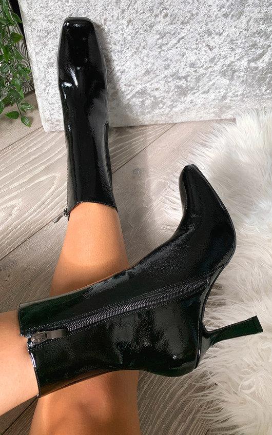 Tasha Heeled Ankle Boots