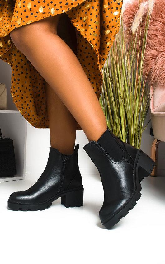 Tawni Heeled Chelsea Boots