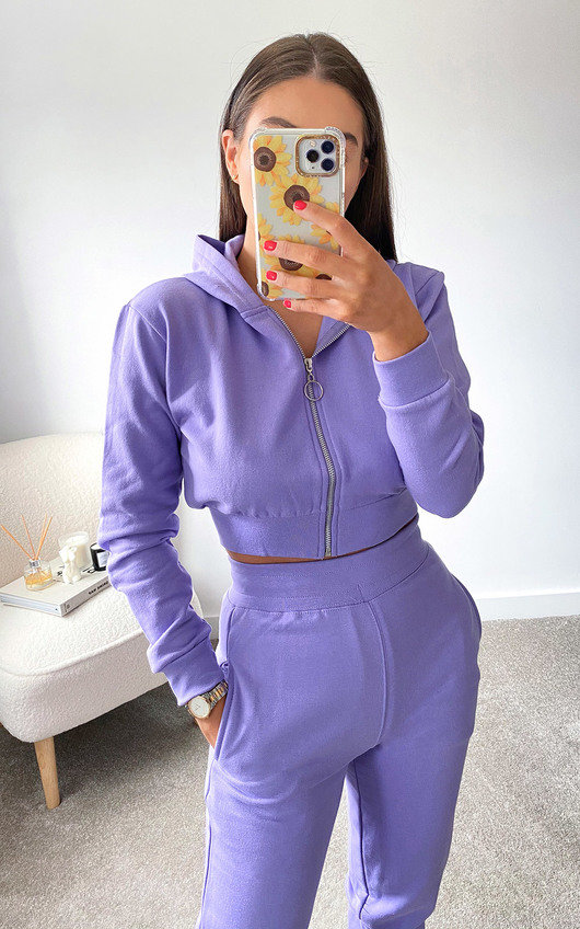 Tawny Cropped Co-ord