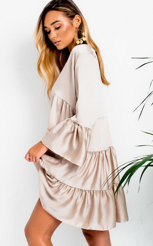 9063e77f5c5 Tayla Flare Smock Dress Thumbnail