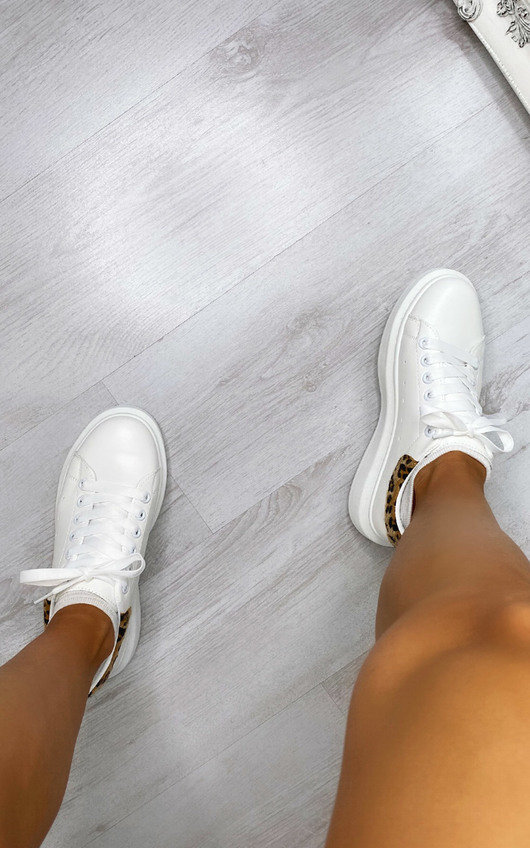 Terri Lace Up Trainers