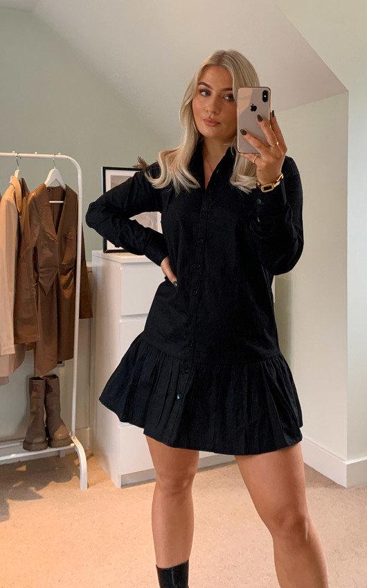 Tessa Frill Shirt Dress