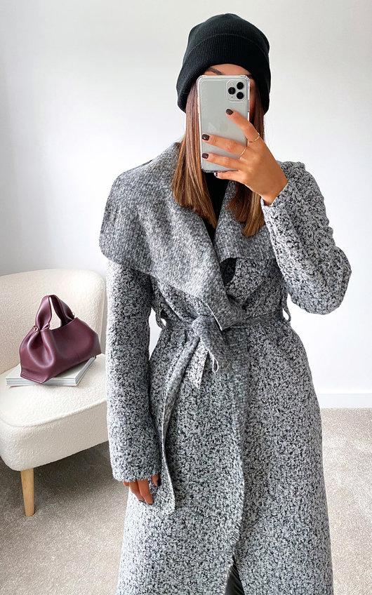 Tia Belted Coat