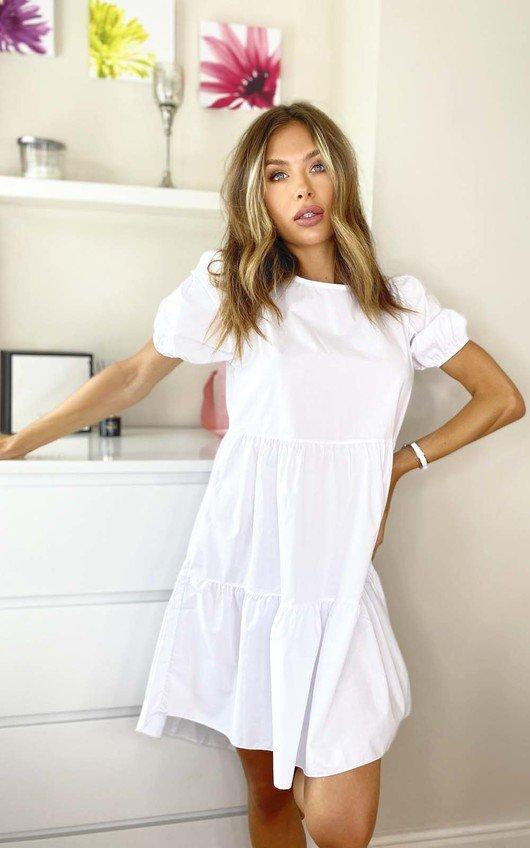 Tiffany Layered Shift Dress