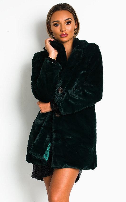 Tilda Faux Fur Coat