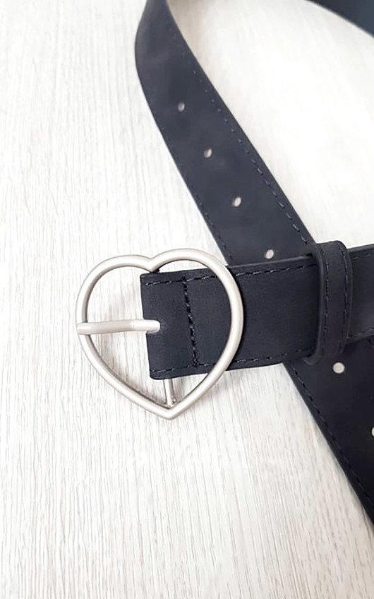 Tilda Heart Detail Belt