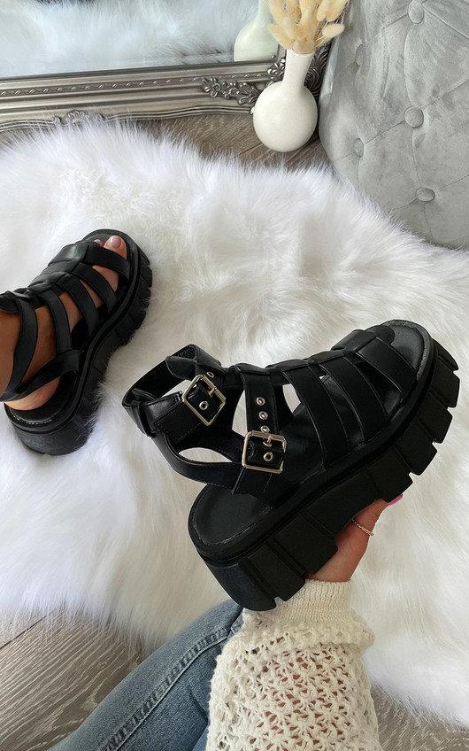 Tilda Strappy Sandals