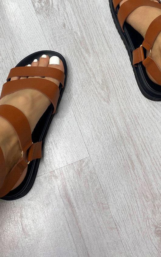 Tori Strappy Sandals