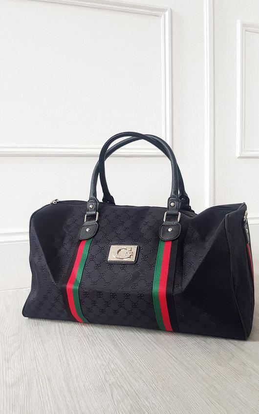 Vita Printed Weekend Bag