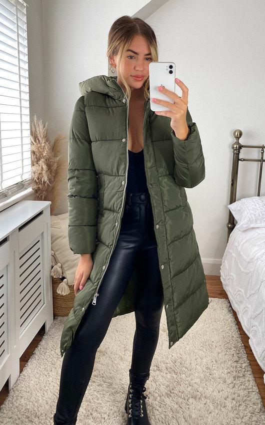 Viv Padded Puffer Coat