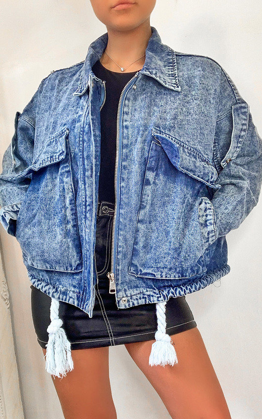 Willow Denim Jacket