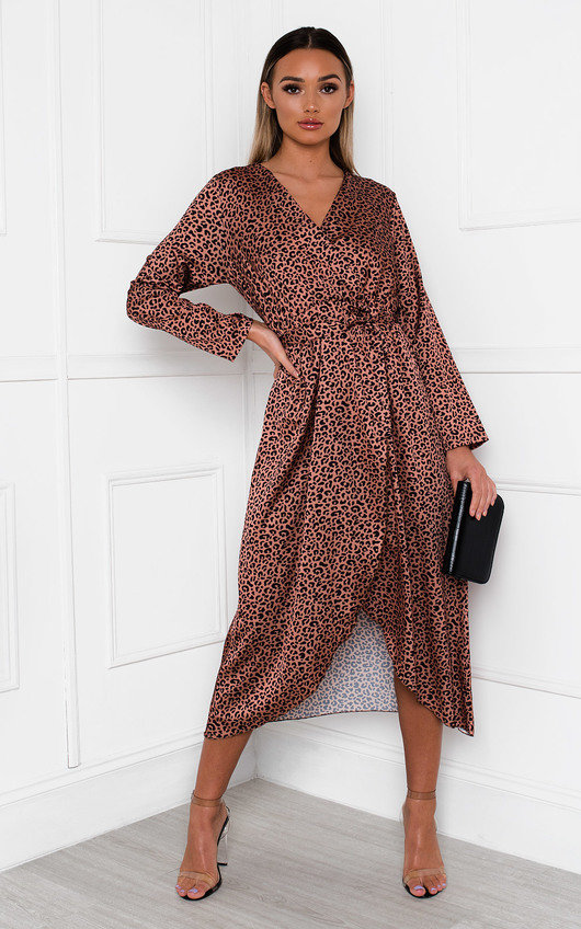 Yana Printed Floaty Maxi Dress