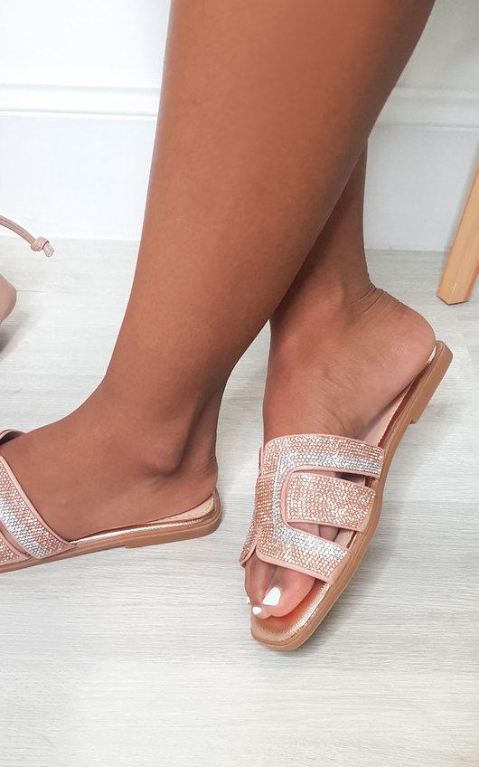 Yazie Open Toe Sandals