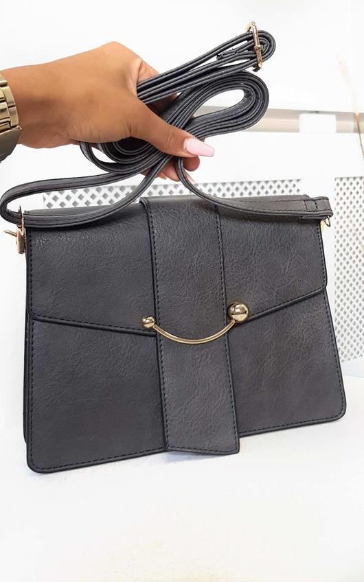 Yazzi Faux Leather Handbag