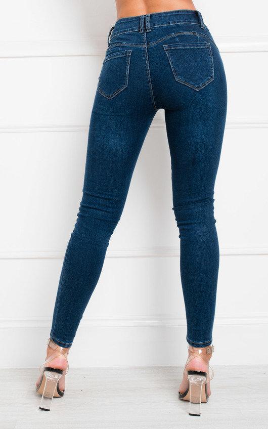 Yonce  Skinny Boost Up Denim Jeans