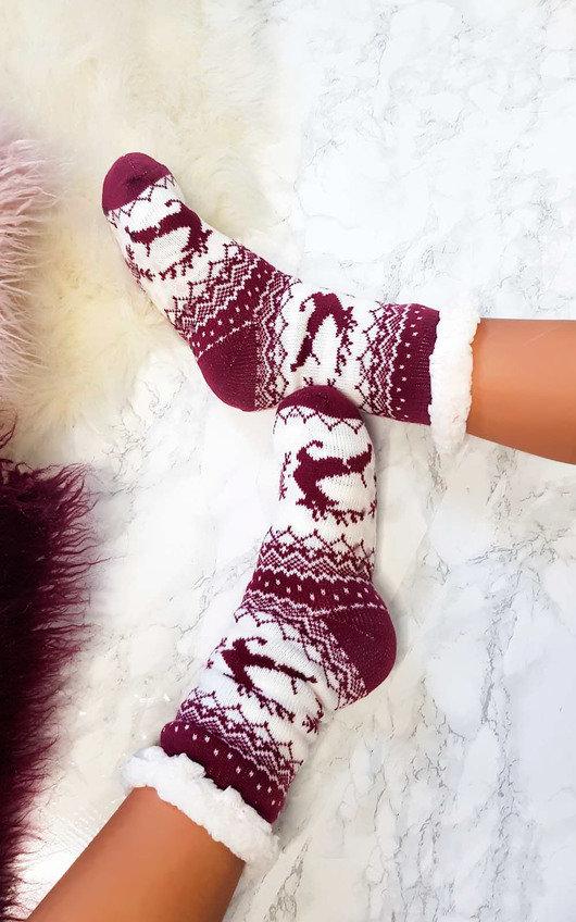 Zoe Winter Cosy Socks